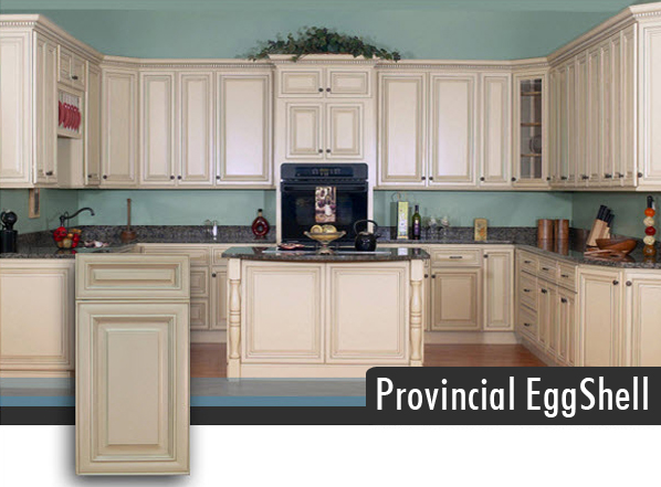 provincial eggshell central florida kitchen and bath